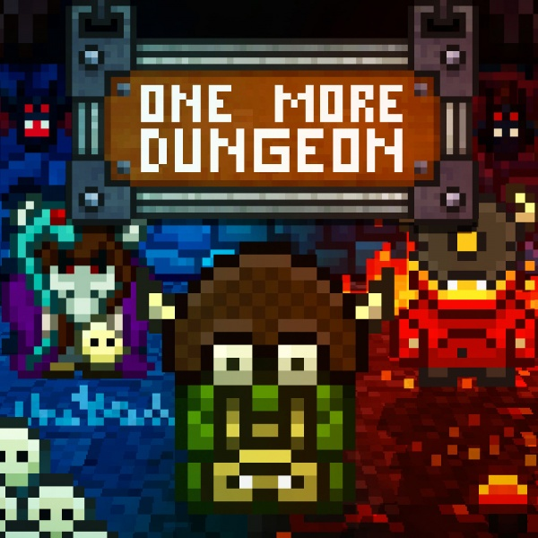One More Dungeon, Covermotiv