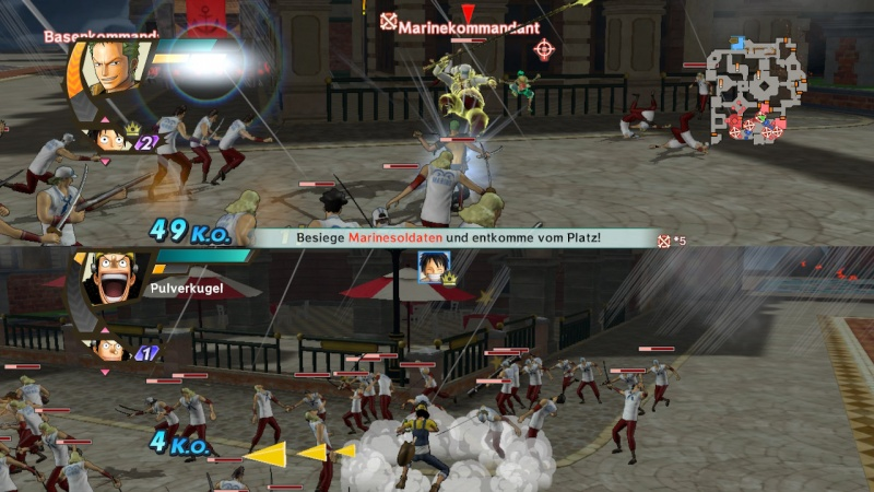 One Piece: Pirate Warriors 3 - Deluxe Edition, Screenshot #7
