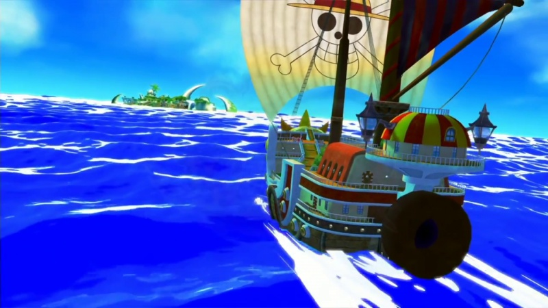 One Piece Unlimited World Red - Deluxe Edition, Screenshot #1