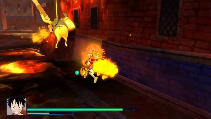 One Piece Unlimited World Red - Deluxe Edition, Screenshot #3