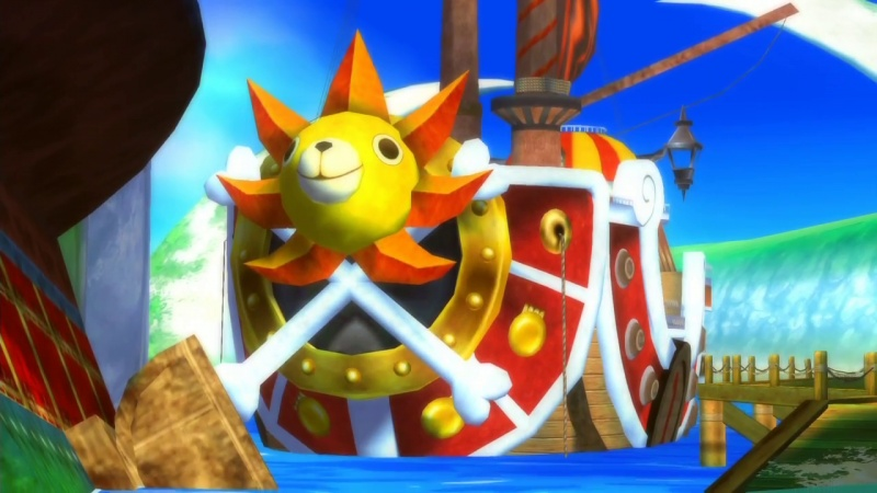 One Piece Unlimited World Red - Deluxe Edition, Screenshot #4