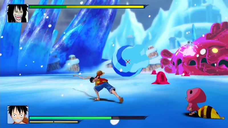 One Piece Unlimited World Red - Deluxe Edition, Screenshot #5