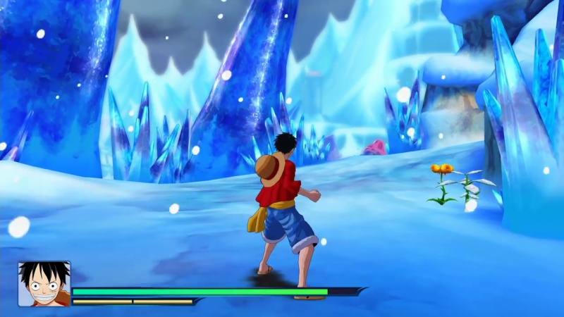 One Piece Unlimited World Red - Deluxe Edition, Screenshot #7