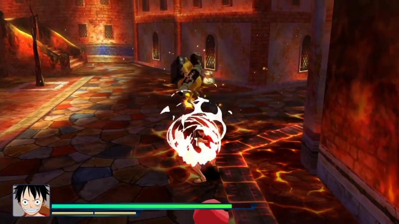 One Piece Unlimited World Red - Deluxe Edition, Screenshot #8