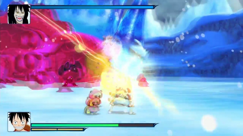 One Piece Unlimited World Red - Deluxe Edition, Screenshot #10