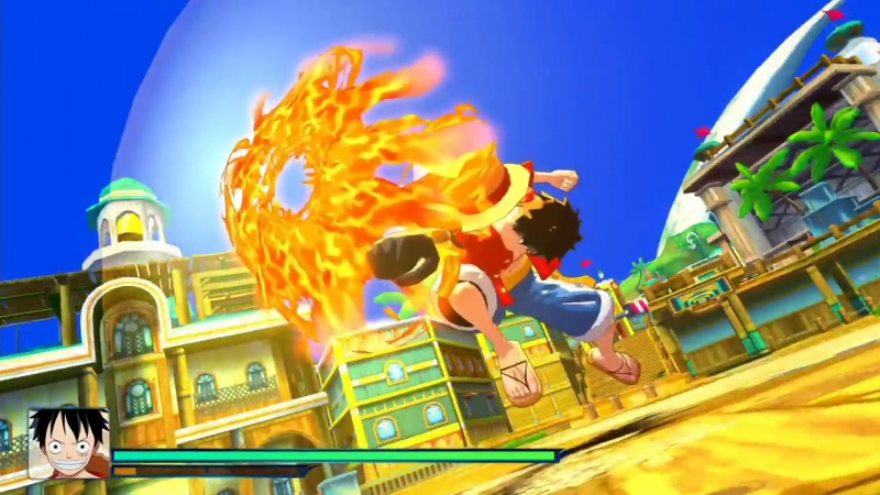 One Piece Unlimited World Red - Deluxe Edition, Screenshot #11