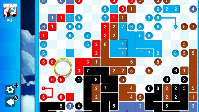 Piczle Lines DX - 500 weitere Puzzles!, Screenshot #5