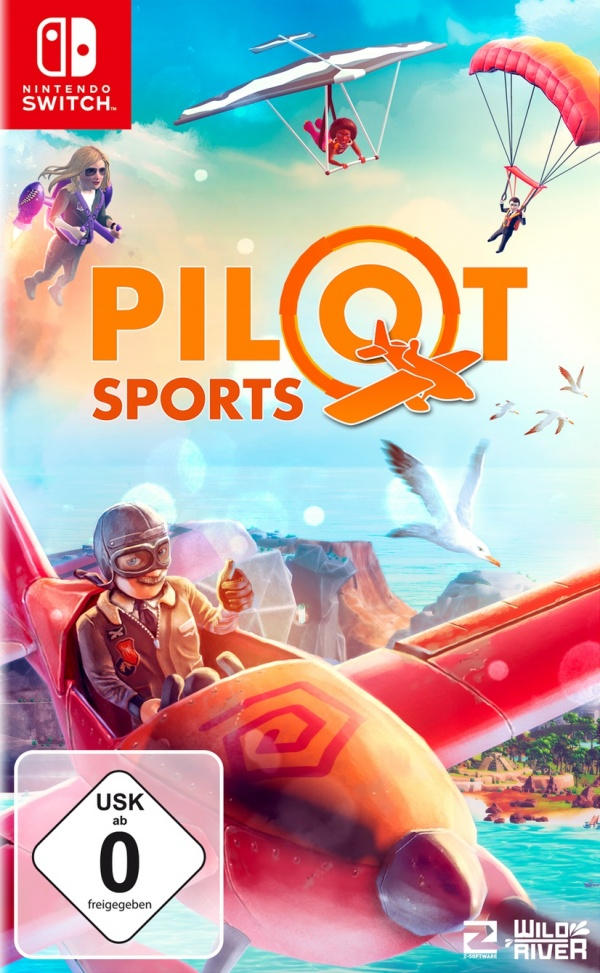 Pilot Sports, Covermotiv/Artwork