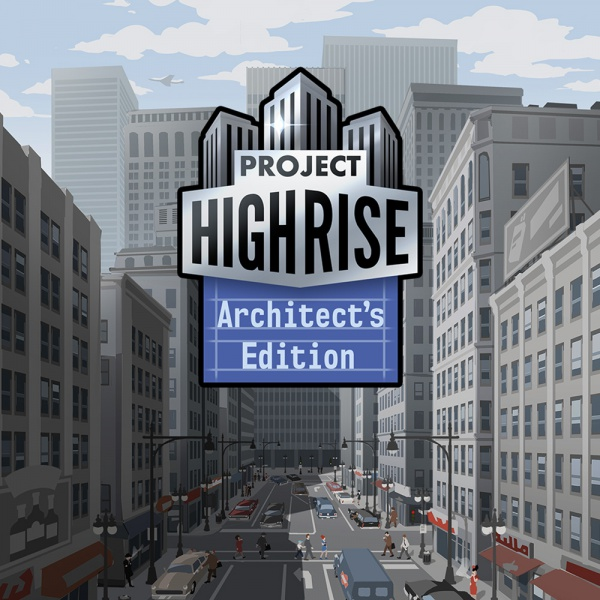 Project Highrise: Architect's Edition, Covermotiv/Artwork