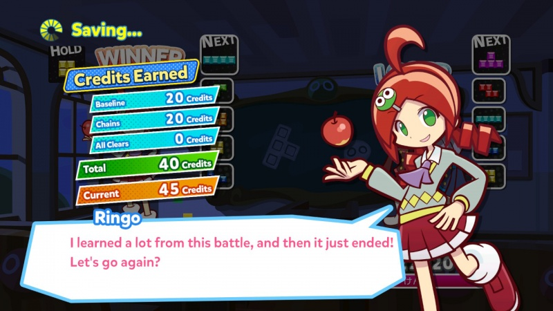 Puyo Puyo Tetris: Frantic Four-Player Puzzle Mashup!, Screenshot #3
