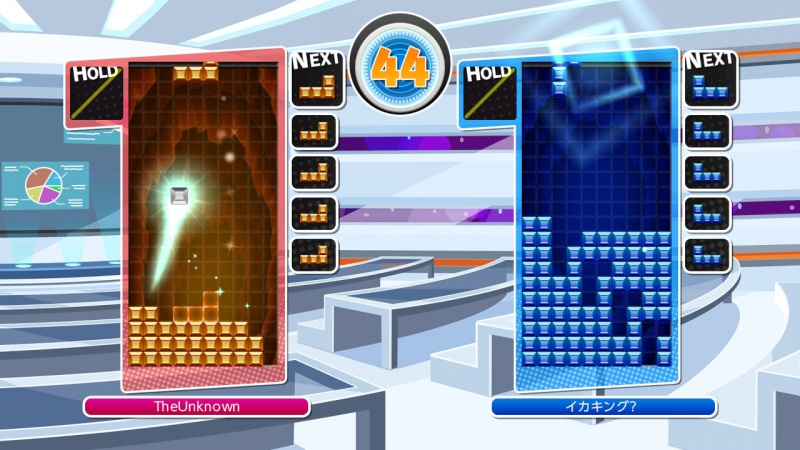 Puyo Puyo Tetris: Frantic Four-Player Puzzle Mashup!, Screenshot #4