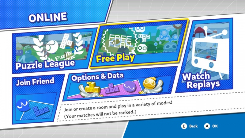 Puyo Puyo Tetris: Frantic Four-Player Puzzle Mashup!, Screenshot #10