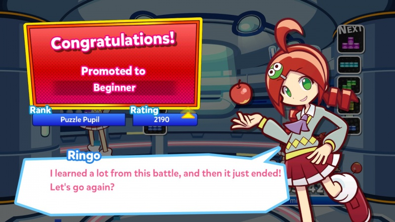 Puyo Puyo Tetris: Frantic Four-Player Puzzle Mashup!, Screenshot #15