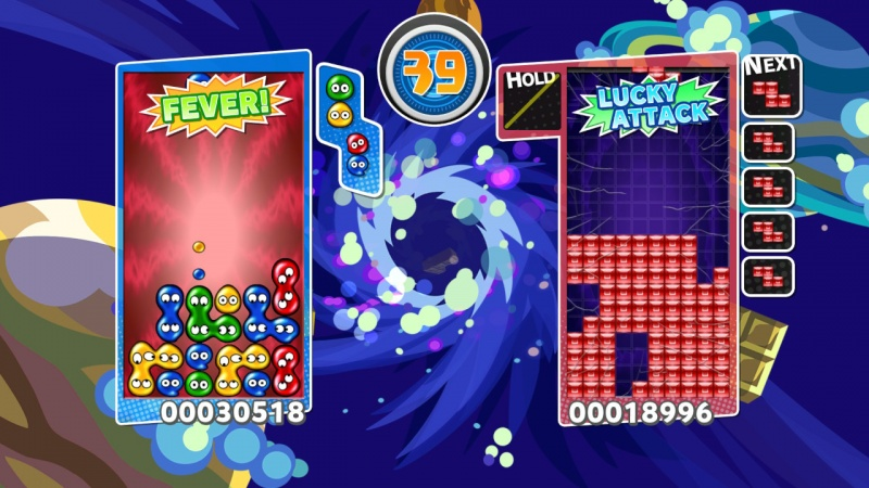 Puyo Puyo Tetris: Frantic Four-Player Puzzle Mashup!, Screenshot #16