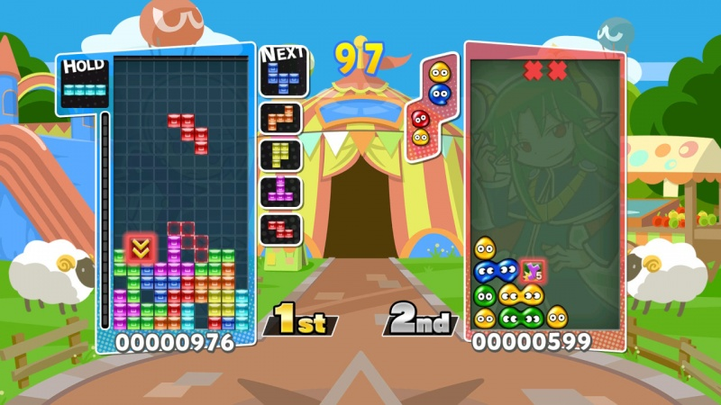 Puyo Puyo Tetris: Frantic Four-Player Puzzle Mashup!, Screenshot #18