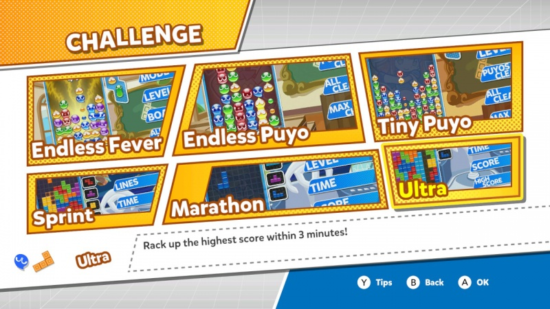 Puyo Puyo Tetris: Frantic Four-Player Puzzle Mashup!, Screenshot #21