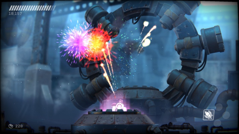 RIVE: Ultimate Edition, Screenshot #5