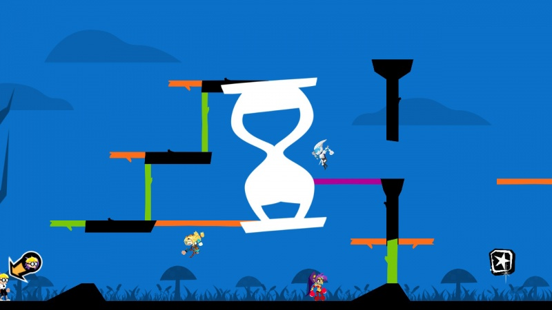 Runbow Deluxe Edition, Screenshot #3