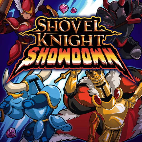 Shovel Knight Showdown, Covermotiv/Artwork