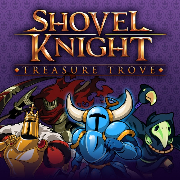 Shovel Knight: Treasure Trove, Covermotiv