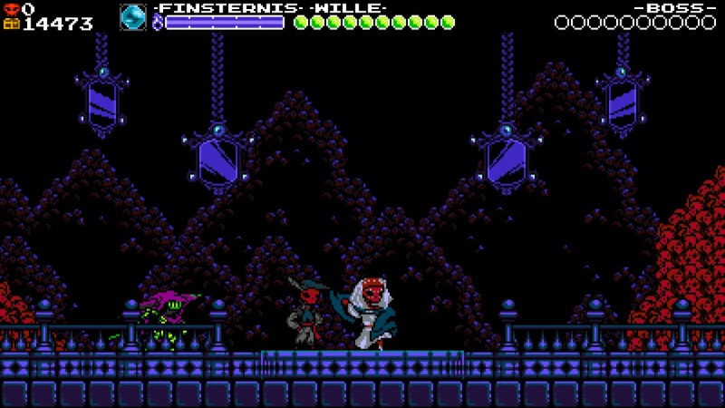Shovel Knight: Treasure Trove, Screenshot #1