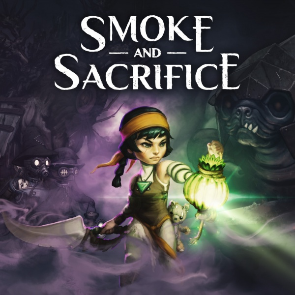 Smoke And Sacrifice, Covermotiv/Artwork