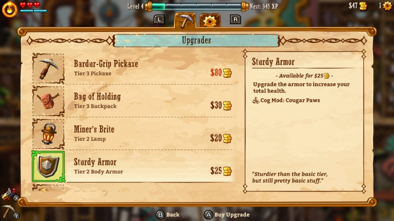 SteamWorld Dig 2, Screenshot #3