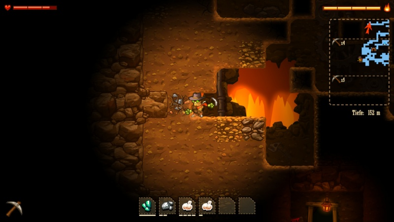 SteamWorld Dig - A Fistful of Dirt, Screenshot #9