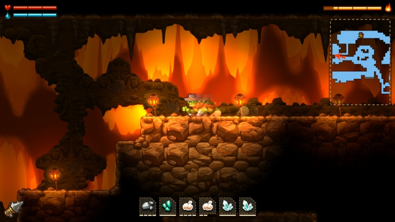 SteamWorld Dig - A Fistful of Dirt, Screenshot #12