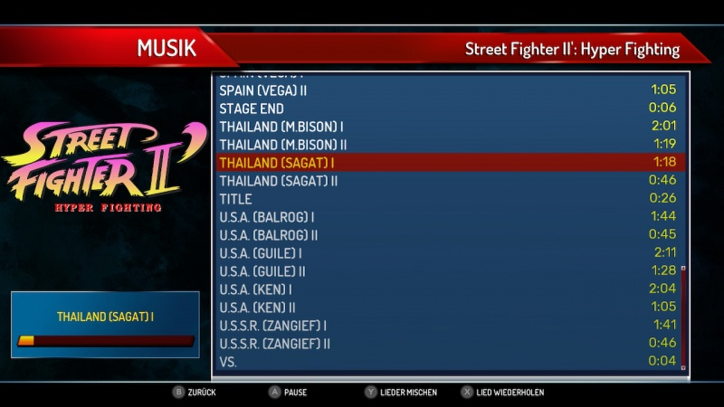 Street Fighter 30th Anniversary Collection, Screenshot #7