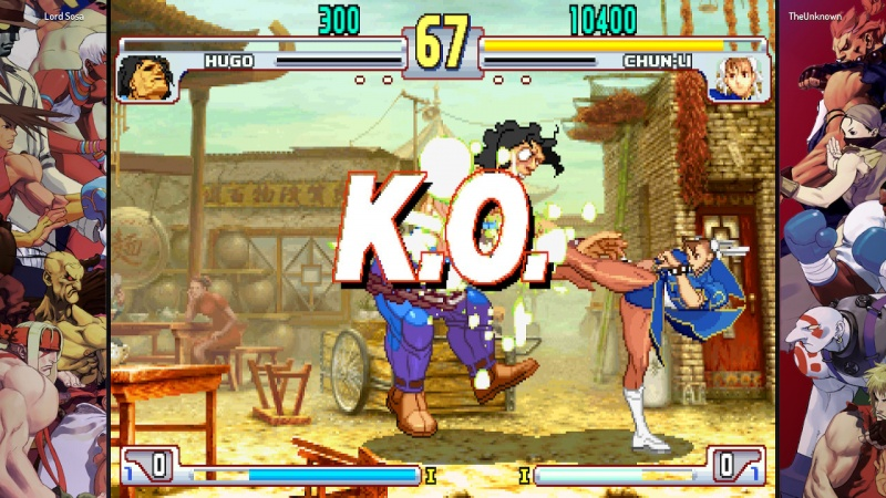 Street Fighter 30th Anniversary Collection, Screenshot #11