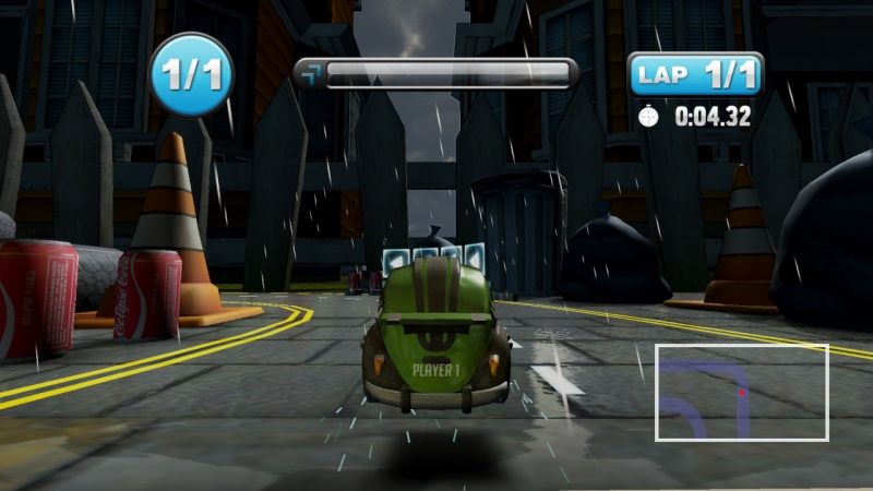 Super Toy Cars, Screenshot #2