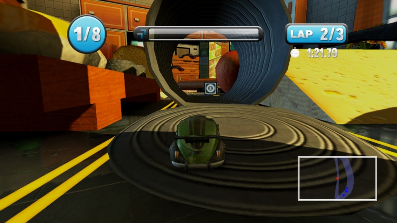 Super Toy Cars, Screenshot #3