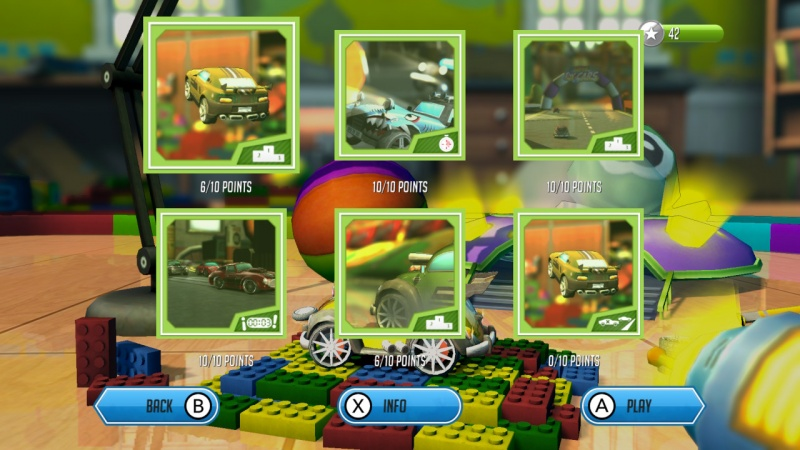 Super Toy Cars, Screenshot #4