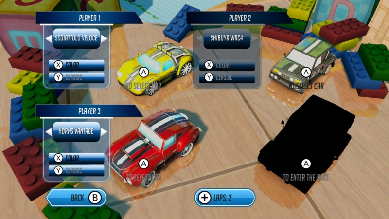 Super Toy Cars, Screenshot #5