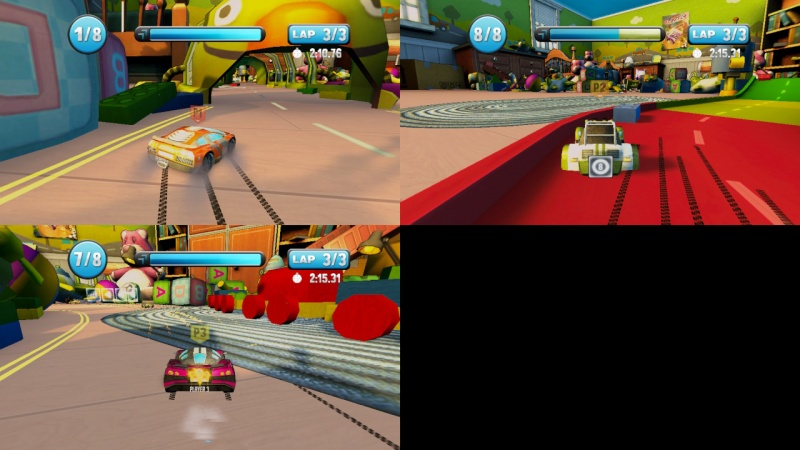 Super Toy Cars, Screenshot #6