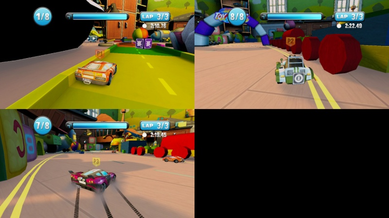 Super Toy Cars, Screenshot #7