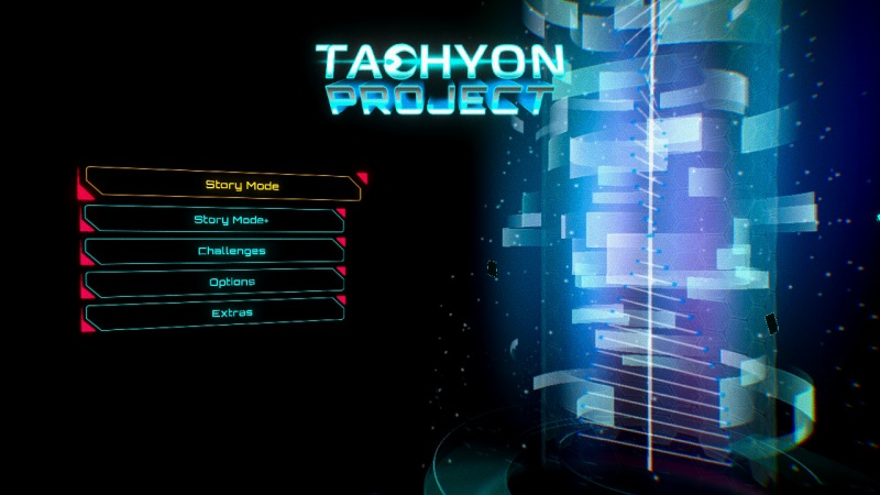 Tachyon Project, Screenshot #2