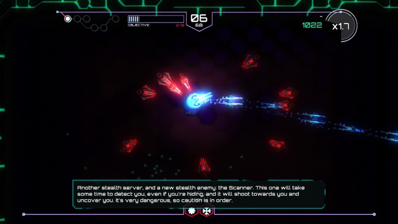 Tachyon Project, Screenshot #3