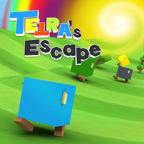 TETRA's Escape, Covermotiv/Artwork