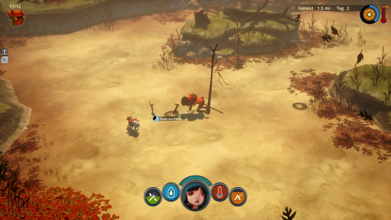 The Flame in the Flood: Complete Edition, Screenshot #4