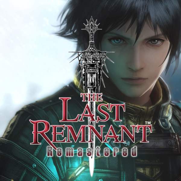 The Last Remnant Remastered, Covermotiv/Artwork