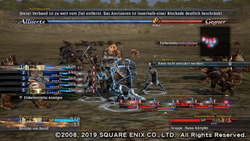The Last Remnant Remastered, Screenshot #1
