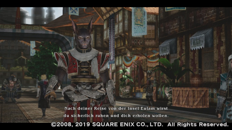 The Last Remnant Remastered, Screenshot #3