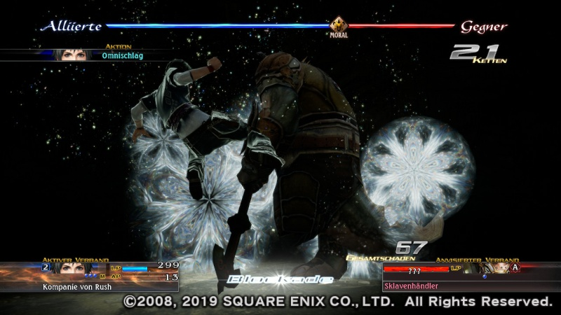 The Last Remnant Remastered, Screenshot #4