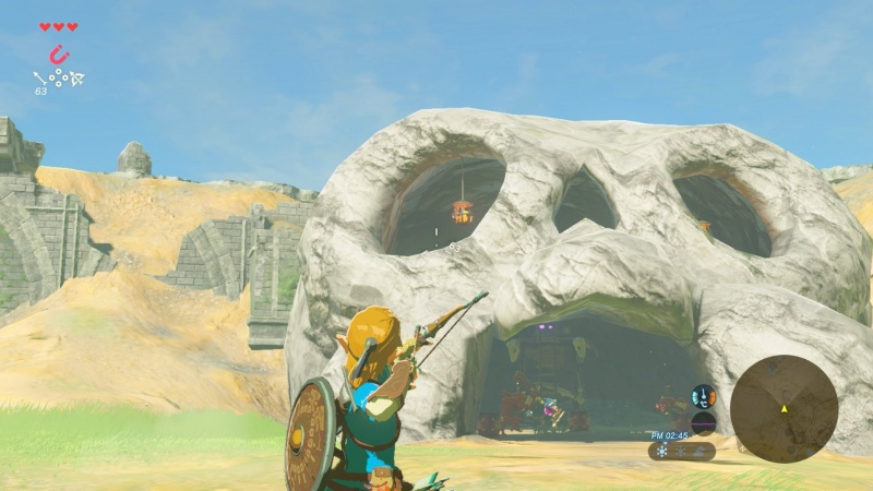 The Legend of Zelda: Breath of the Wild, Screenshot #11
