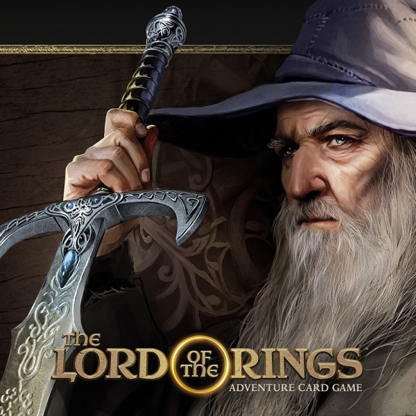 The Lord of the Rings: Adventure Card Game, Covermotiv/Artwork