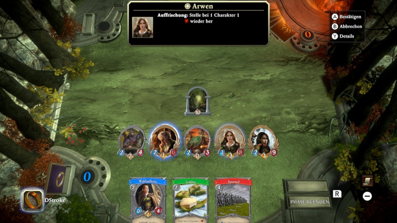 The Lord of the Rings: Adventure Card Game, Screenshot #3