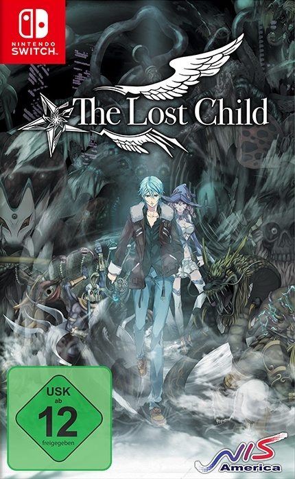 The Lost Child, Covermotiv