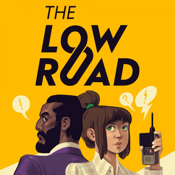 The Low Road, Covermotiv/Artwork